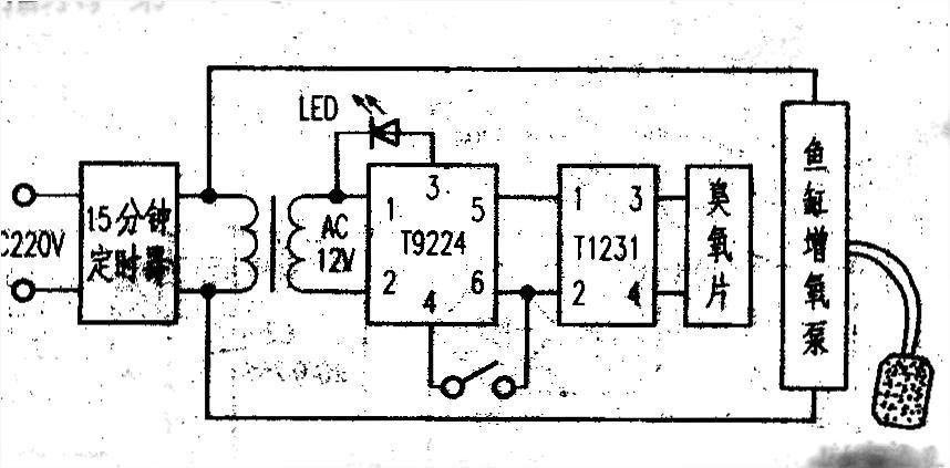 最简单的遥控器监测器用一个红外线接受头和超高亮度led
