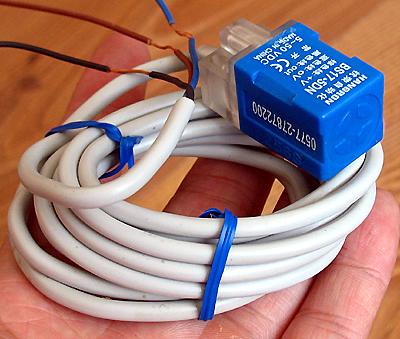 电感/电容/霍尔式接近开关