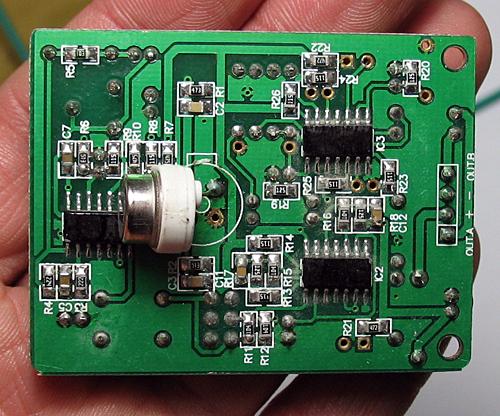 电路板 500_416